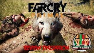 Far Cry primal Review Discussion.