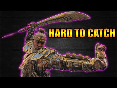 Tiandi is hard to Catch [For Honor]