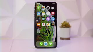 iPhone XS Max Long Term Review! (8 months later)
