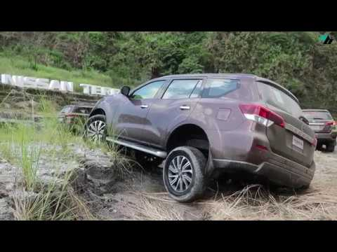 Autobuyers - Nissan Terra 4x4 VL - Regional Launch - YouTube