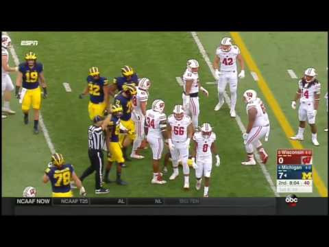 Wisconsin Badgers at Michigan Wolverines in 30 Minutes - 10/1/16