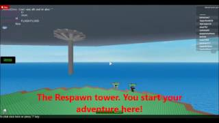 Natural Disaster Survival on ROBLOX.com