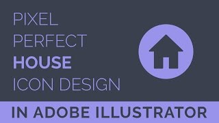 How to create Pixel Perfect Icon in Adobe Illustrator