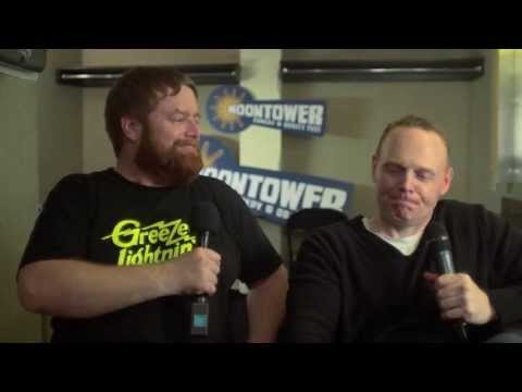 """Bill Burr reveals the ending of """"Breaking Bad"""" at the Moontower Comedy Festival in Austin TX"""