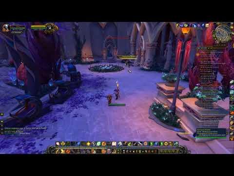 World of Warcraft Legion part 415 - Suffering for Fashion