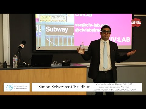 Simon Sylvester-Chaudhuri | The Rise of New Diplomacy