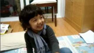 【SHINee Hello Baby Yoogeun】〖101025〗Yoogeun singing birthday song :D