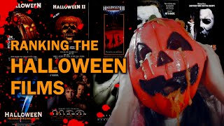 Ranking The Halloween Films
