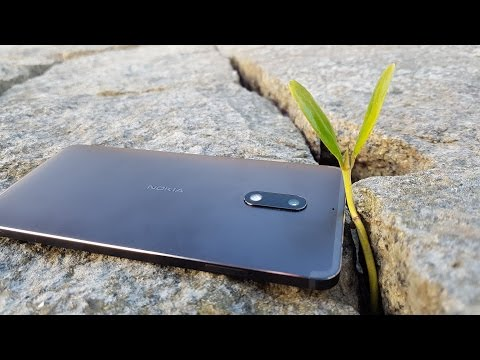 What doesn't kill me makes me stronger - Nokia 6 Review