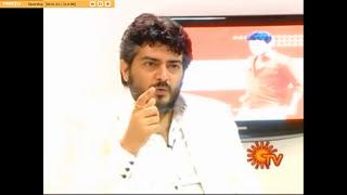 Thala ajith kumar about his fans