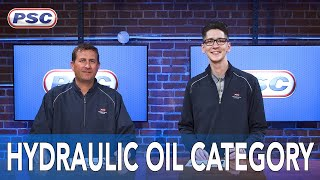 Hydraulic Oil Types & Applications