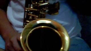saxo matic en saxofon alto