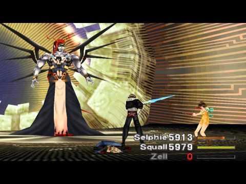 Final Fantasy 8 Walkthrough Part 129 Boss: Adel