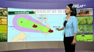 VTC14 | Thời tiết nông vụ 16/11/2017 | Gió đông bắc, mưa phùn nên nguy cơ dịch lở mồm long móng