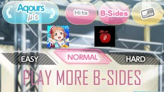 'Avoiding B-Sides Abuse' Livestream (Love Live! School Idol Festival)