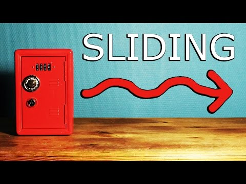 Stop motion Basic Tips: Sliding