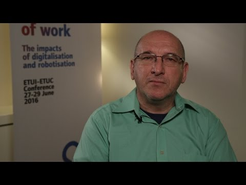 Michel Bauwens, Founder,  P2P Foundation, on sharing economy and impact on workers