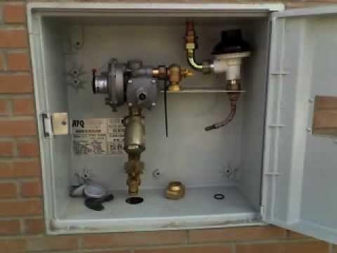 Acometida de gas youtube for Gas natural en casa
