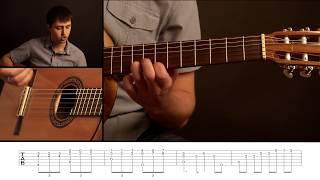 """Как сыграть """"Besame mucho"""" на гитаре"""