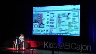 I taught my 3rd grade class to code. | Michael Yousif | TEDxKids@ElCajon