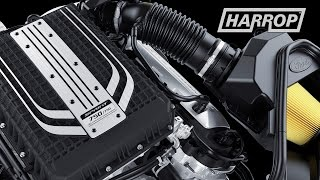 The Last Ford Australia Harrop HTV1900 Supercharger