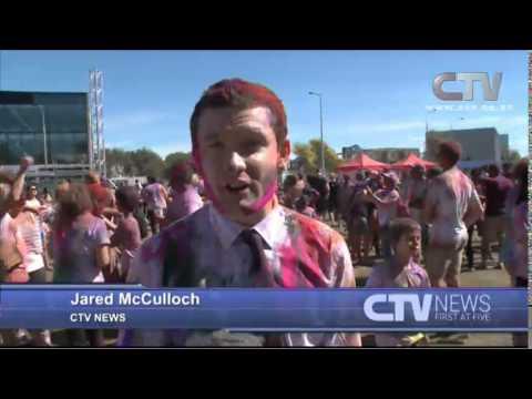 CTV News Story - Holi Festival