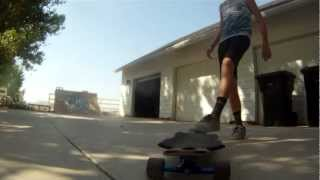 Longboarding AS Sesh 1: PK Kicktails and Kitty Tails