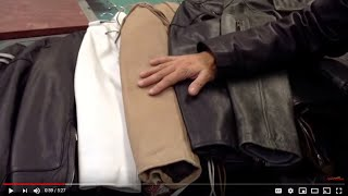 101 Leather Types - Different Leather Apparel Types By Jamin