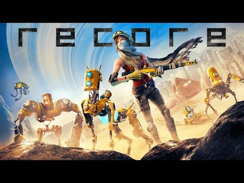 ReCore First Impressions