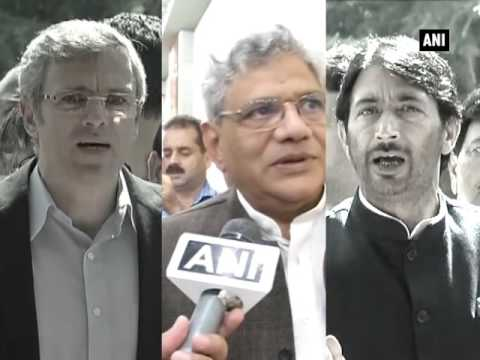All-party delegation has mammoth task to rebuild lost credibility: Omar Abdullah - ANI News