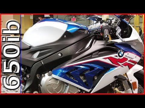 2018 BMW S1000RR | From Crate to Street!