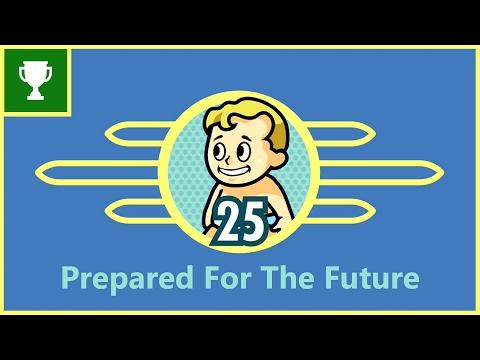 Fallout Shelter - Prepared For The Future - Achievement Guide