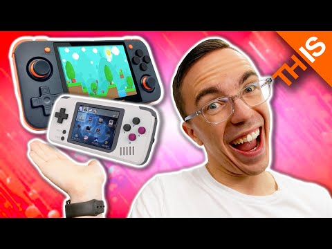 The BEST Retro Gaming Handhelds