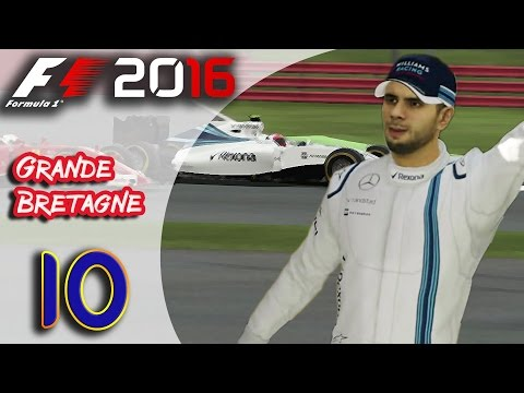 F1 2016 (FR) - Mode Carrière - For the boys