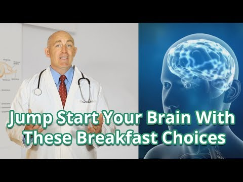 Want to Jump-Start Your Brain in the Morning? Eat This for Breakfast
