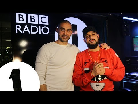 Lowkey Freestyle for BBC Radio 1's Asian Beats