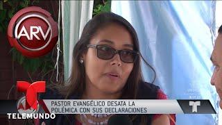Pastor evangélico pide que Dios mate a más guatemaltecos | Al Rojo Vivo | Telemundo