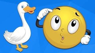 Pazara Gidelim Bir Ördek Alalım - Bebekler İçin Şarkı