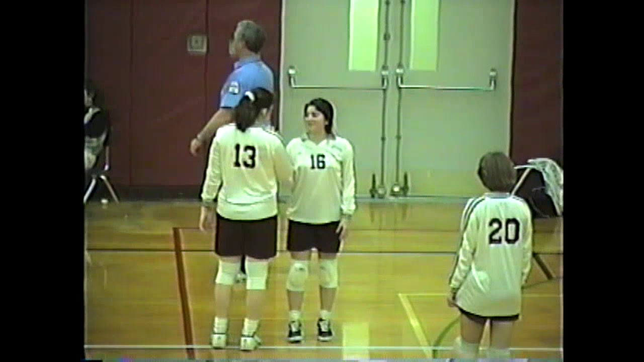 NCCS - Peru JV Volleyball  2-10-95