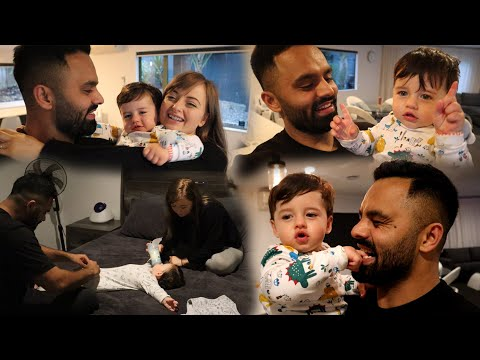 OUR NIGHT TIME ROUTINE WITH OUR BABY NOAH *PARENT LIFE* - The Modern Singhs
