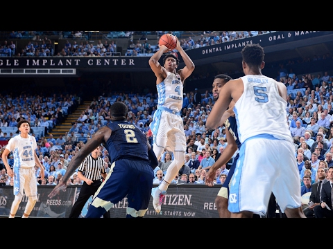 UNC Men's Basketball: Carolina Edges Pitt, 80-78