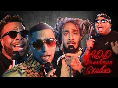 ADD 2018 Freshman Class Cypher (Lil Nsequre, Andre 3000 Calories, Papi Chulo)