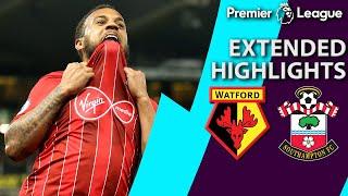 Watford v. Southampton | PREMIER LEAGUE EXTENDED HIGHLIGHTS | 4/23/19 | NBC Sports