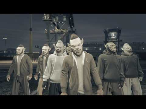 GTA 5 ONLINE FRIENDS AND CREW ALWAYS LENDING A HELPING HAND