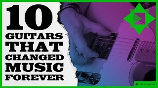 10 Guitars That Changed Music Forever: #10 Rickenbacker 12 String