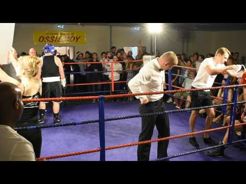 James Baxter vs Paul Dunn - LCB Ossie Robinson Memorial Show 08/07/17