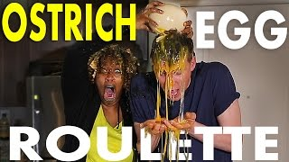 Its the EGG ROULETTE, but with GIANT OSTRICH EGGS!! Snapchat: CollinsKey WATCH GLOZELLS VIDEO: http://youtu.be/ilCC92NLF6k JOIN THE KEYPER ...