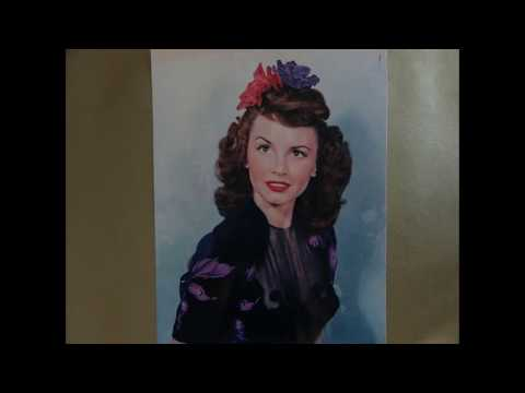 HOLLYWOOD GLAMOUR TRIBUTE 48 JANET BLAIR 19212007