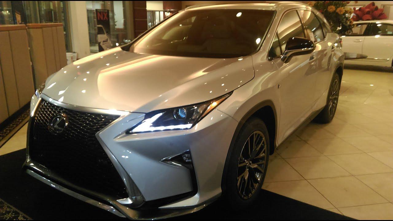 rx lexus vancouver autoform hybrid vehicles awd