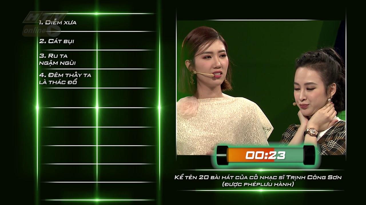 image Vòng đặc biệt của Angela Phương Trinh,  Pew Pew, Thúy Ngân | NHANH NHƯ CHỚP | NNC #38 | 29/12/2018